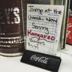Photo taken at Redrum Burger by Torrey L. on 7/4/2015