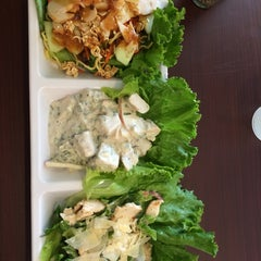 Photo taken at Crispers Fresh Salads, Soups and Sandwiches by Sheryl V. on 7/1/2014