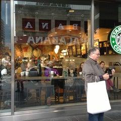 Photo taken at Starbucks by Laurent R. on 10/7/2012