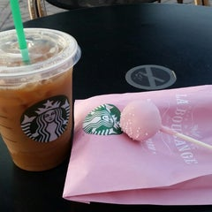 Photo taken at Starbucks by Liana P. on 2/10/2015