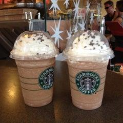 Photo taken at Starbucks by Cara P. on 12/16/2012