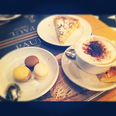 Photo taken at Paul Cafe كافيه باول by Mona A. on 10/8/2012