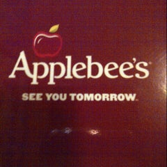 Photo taken at Applebee's by Trina Beana on 10/27/2012
