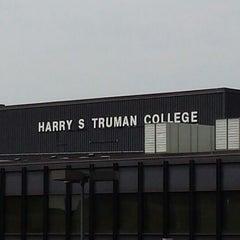 Photo taken at Truman College by Rita Rae on 8/26/2013