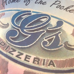 Photo taken at G's Pizzeria and Deli by Arica M. on 7/3/2014