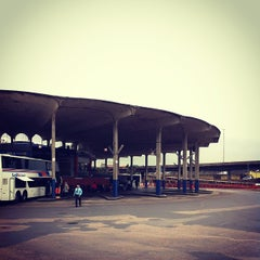 Photo taken at Estação Rodoviária de Porto Alegre by Marcelo D. on 5/23/2013
