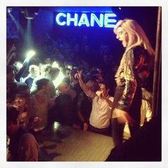Photo taken at Plastic by Enrico on 3/17/2013