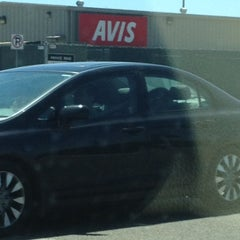 Photo taken at Avis Car Rental by Ted I. on 4/17/2013