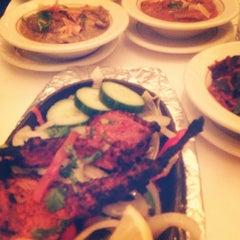 Photo taken at Ajanta Restaurant by east bay dish on 3/23/2013