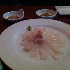 Photo taken at Mashiko by Brandon C. on 12/8/2012