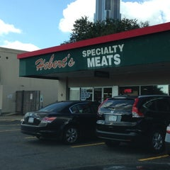 Photo taken at Hebert specialty meats by Chris M. on 10/12/2012