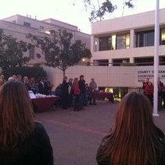 Photo taken at San Luis Obispo Court House by Joseph Michael S. on 12/21/2012