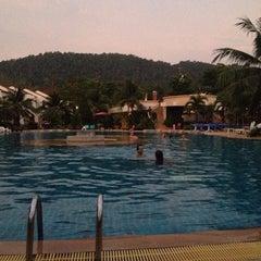 Photo taken at Lanta Resort by Bart B. on 4/16/2014