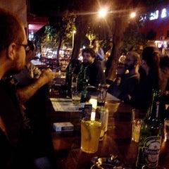 Photo taken at Orizontino Bar e Cultura by Xman S. on 5/10/2013