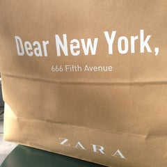 Photo taken at Zara by Maria G. on 10/20/2012