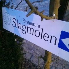 Photo taken at Slagmolen by Stijn B. on 3/19/2015