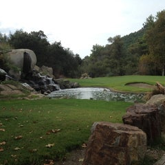 Photo taken at Eagle Crest Golf Course by Robin M. on 9/22/2012