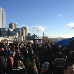 Photo taken at Victor Steinbrueck Park by chris e. on 1/12/2013