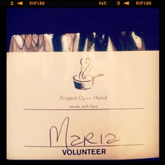 Photo taken at Project Open Hand by Maria F. on 7/29/2013