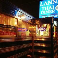 Photo taken at Lanna Thai by Dries B. on 3/6/2013