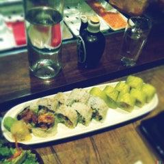 Photo taken at Ronin Sushi Bar by Sarah J. on 10/7/2012
