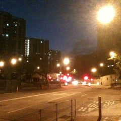 Photo taken at Wylie Road 衛理道 by Alan M. on 12/31/2012