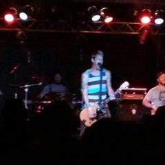 Photo taken at Brighton Music Hall by Michael W. on 6/26/2013