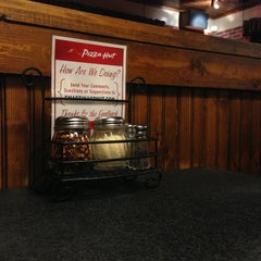 Photo taken at Pizza Hut by Christopher G. on 2/8/2013