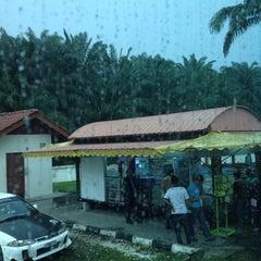 Photo taken at R&R Sg. Bakap - South Bound by Haji Abu H. on 12/14/2012