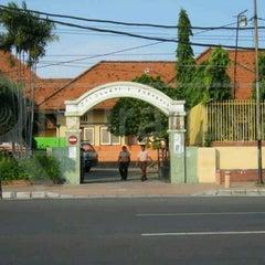 Photo taken at SMA Negeri 1 Surabaya by City of Heroes on 1/11/2013