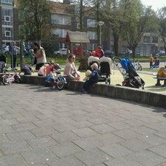 Photo taken at Spaarwaterstraat by Erik d. on 4/24/2013