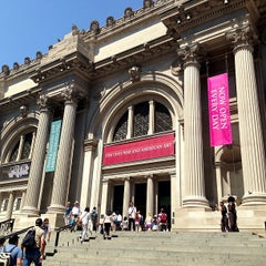 Photo taken at The Metropolitan Museum of Art by Fred G. on 7/18/2013
