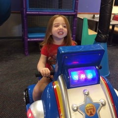 Photo taken at Chuck E. Cheese's by Momreen on 1/19/2014