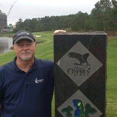 Photo taken at Disney's Osprey Ridge Golf Course by Terry V. on 4/20/2013