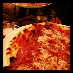 Photo taken at Osteria Coppa by Kris R. on 12/9/2012