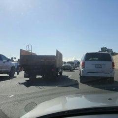 Photo taken at CA-55 (Costa Mesa Freeway) by Pilar P. on 11/10/2015