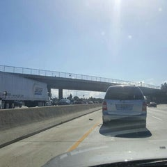 Photo taken at I-5 (Santa Ana Freeway) by Pilar P. on 11/4/2015
