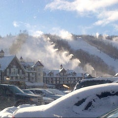 Photo taken at Blue Mountain Resort by Alison K. on 1/1/2013