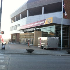 Photo taken at Wells Fargo Arena by Seth S. on 3/21/2013