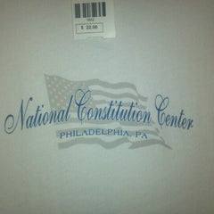 Photo taken at National Constitution Center by Ihsan A. on 9/29/2012