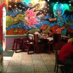 Photo taken at Tijuana Flats by Stephen S. on 11/14/2012