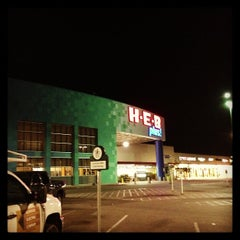 Photo taken at H-E-B plus! by Andrew B. on 7/24/2013