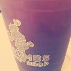Photo taken at Crumbs Bake Shop by Hye Soo K. on 9/21/2012