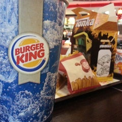 Photo taken at Burger King by Miguel P. on 3/26/2013