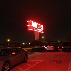 Photo taken at Outback Steakhouse by Carter P. on 1/12/2013