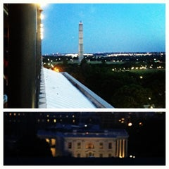 Photo taken at W Washington DC, Rooftop by Jonathan G. on 6/1/2013