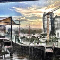 Photo taken at Sandton Sun Hotel by Brennan B. on 2/11/2013