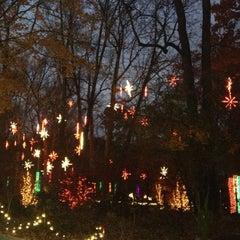 Photo taken at Atlanta Botanical Garden by Laura P. on 11/23/2012