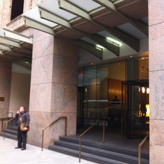 Photo taken at 125 Park Avenue by Larry B. on 1/17/2013