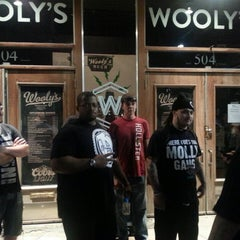 Photo taken at Wooly's by Fallon D. on 8/17/2013